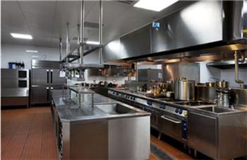 还不知道厨房设备的保养和维修的看过来: