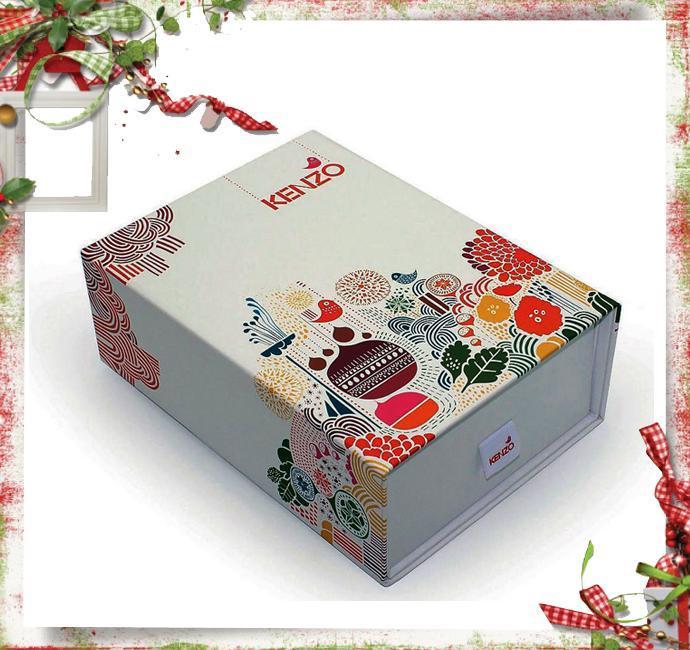 礼物盒包装设想计划不能够疏忽的三点身分
