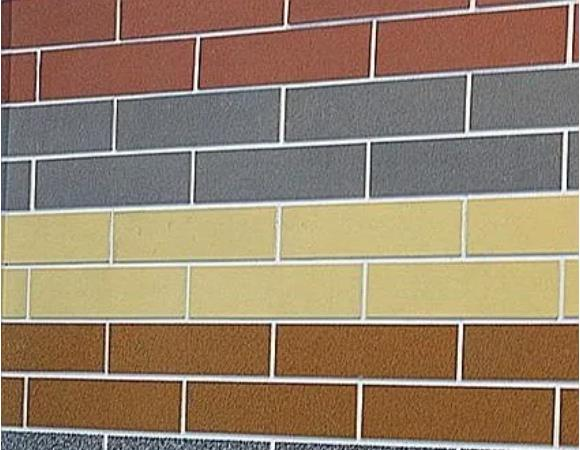 小编向你解读柔性饰面砖 -----外墙砖如何搭配颜色?