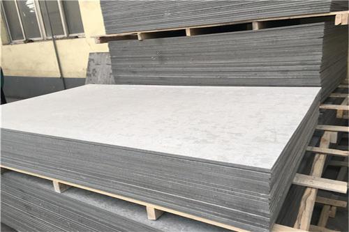 纤维水泥板性能介绍及其安装事项简析