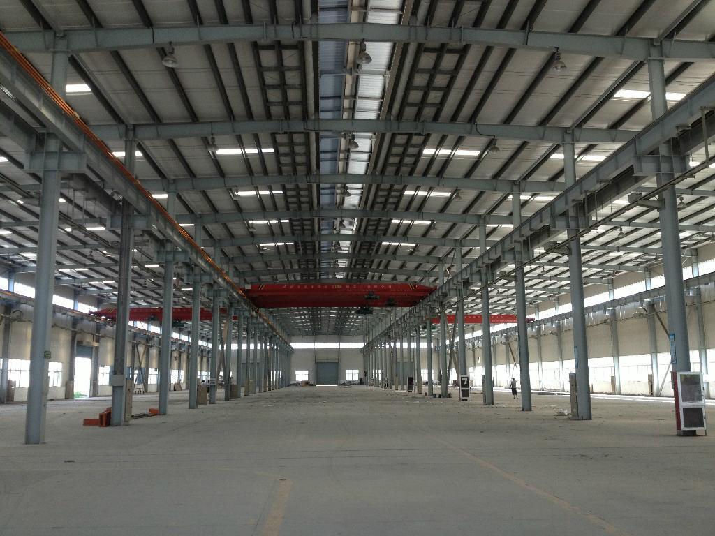 想要钢结构厂房质量好,安装步骤很重要
