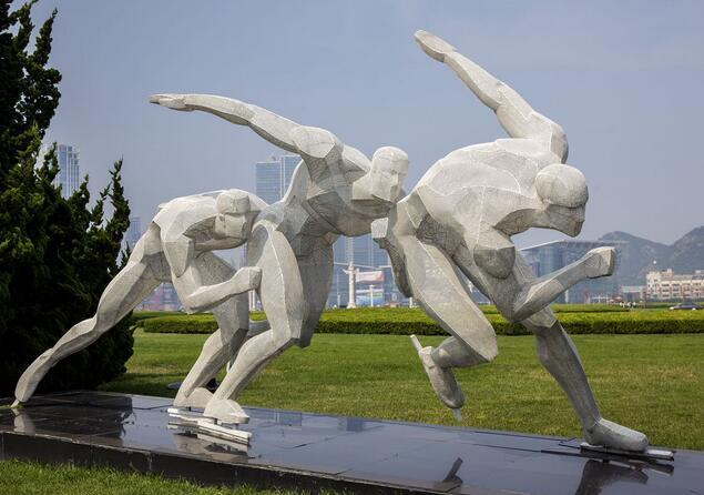 城市景观雕塑的绿色雕刻设计应满足哪些要求?