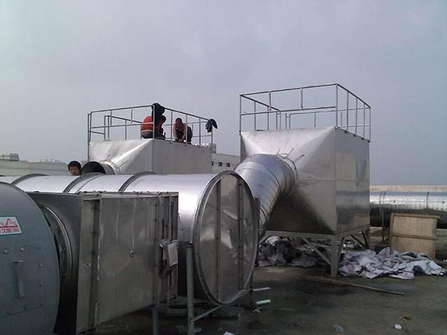 工业废气处理厂家