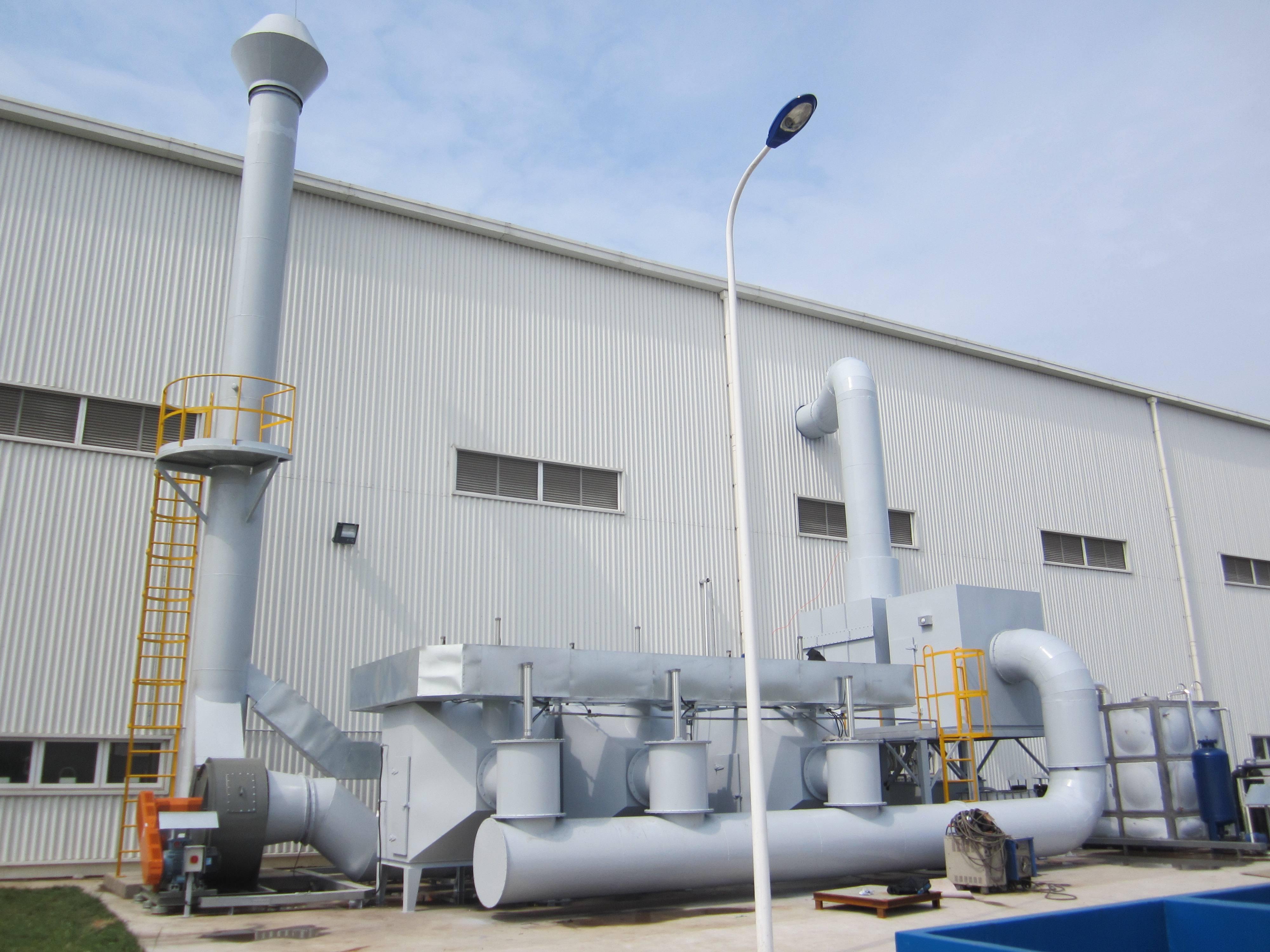 成都废气处理设备厂家