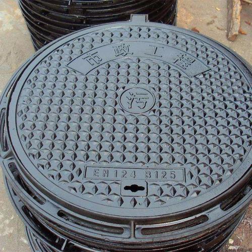 球墨铸铁井盖该如何更好的安装?它有哪些特点呢?