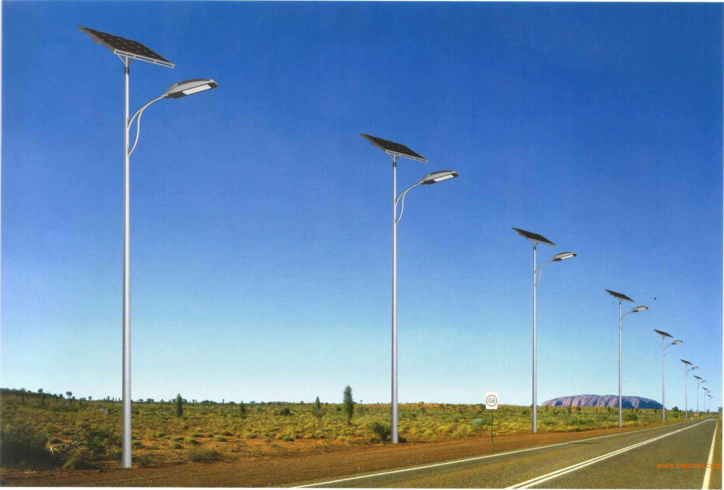 太阳能路灯的常见问题及解决方法,你知道是多少?
