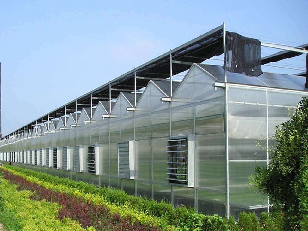 智能温室大棚种植自动控制系统解决方案
