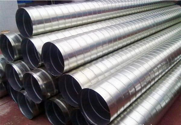 不锈钢风管在连接情况下,有哪几种方法以及它的应用范畴?