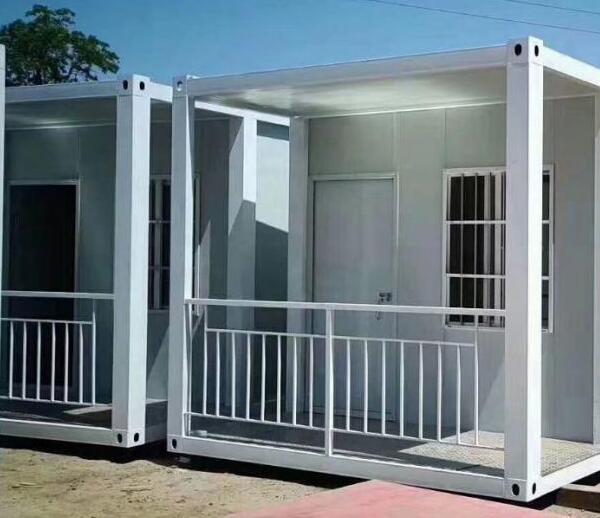 集装箱房在安装和拆卸层面有哪些优势特性?