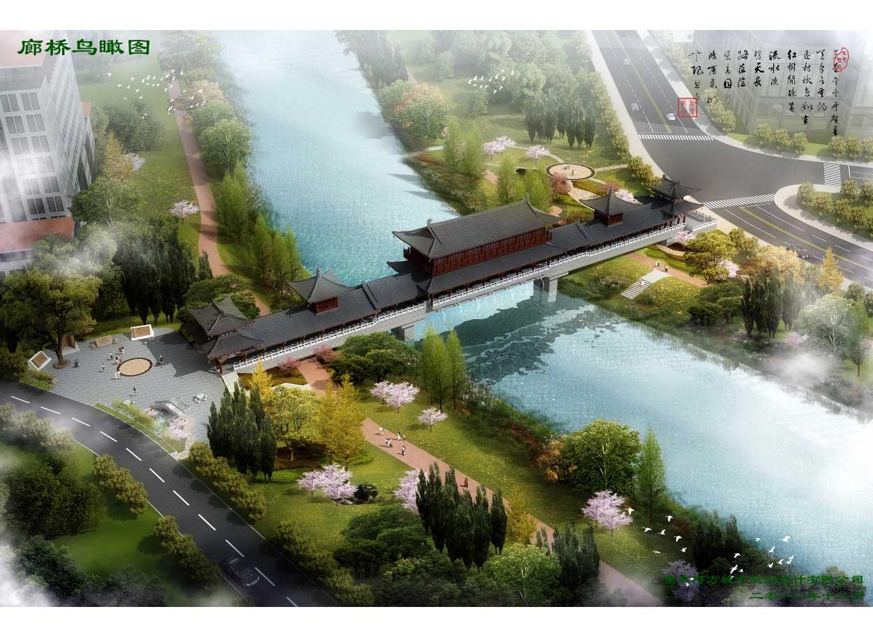 四川中式园林景观施工